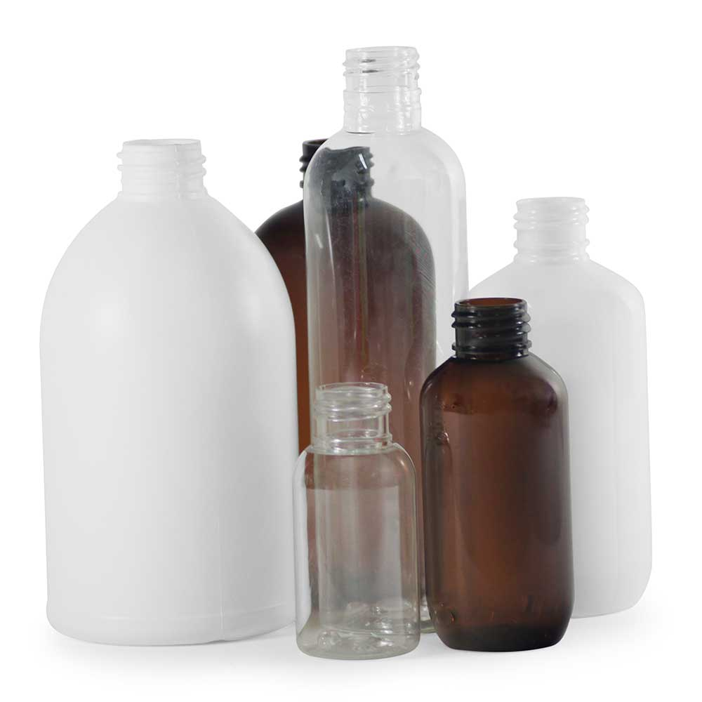 Plastic Bottles - PET