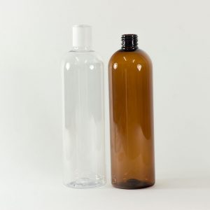 500ml PET Tall Boston Bottle