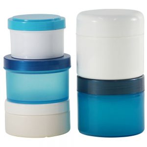 Cosmetic Jars - PP